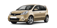 Nissan Note manuals